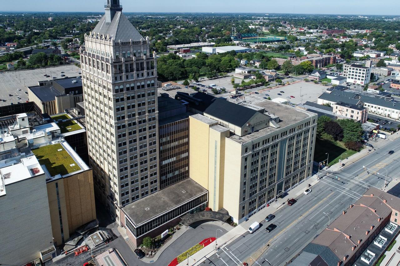 Kodak Tower Commons