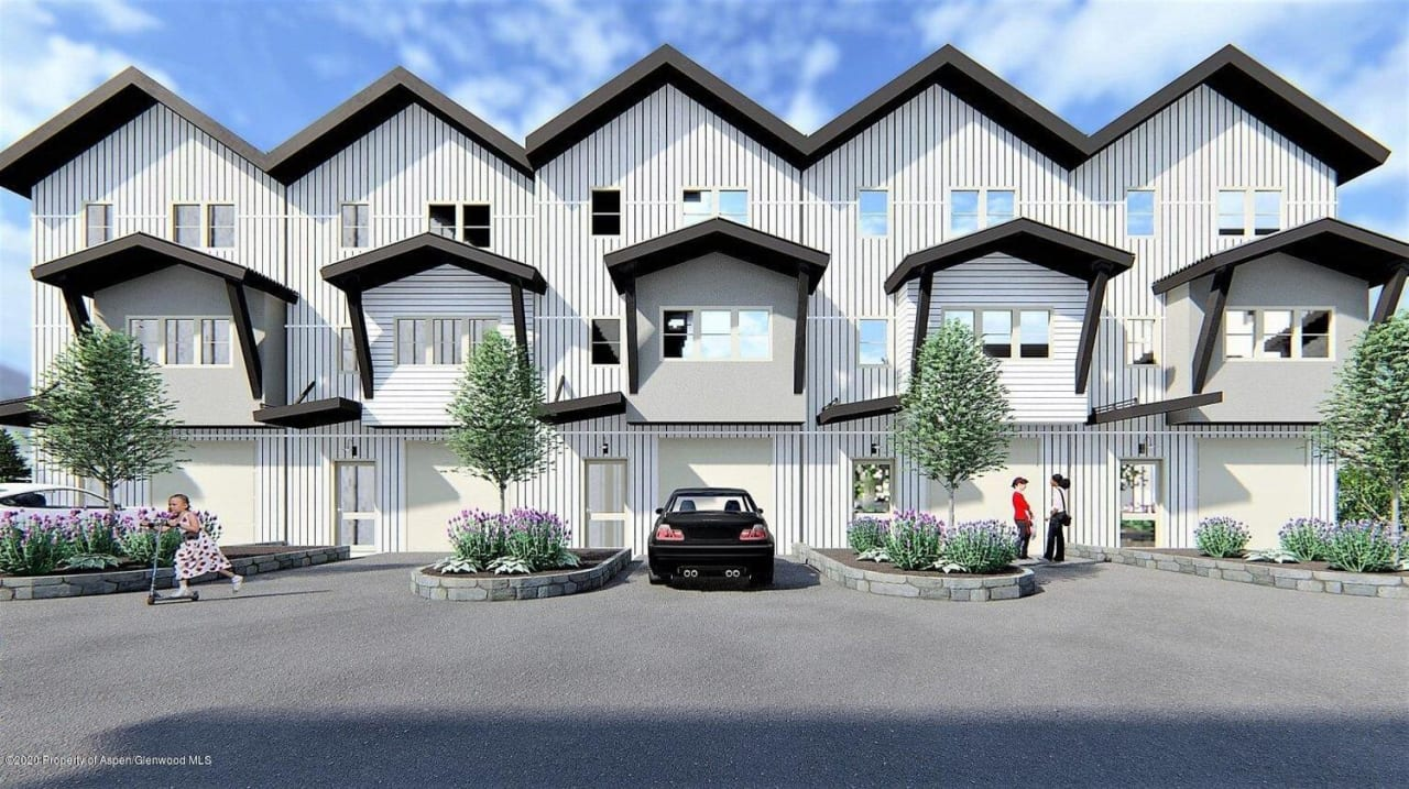 Solstice Townhomes, #1