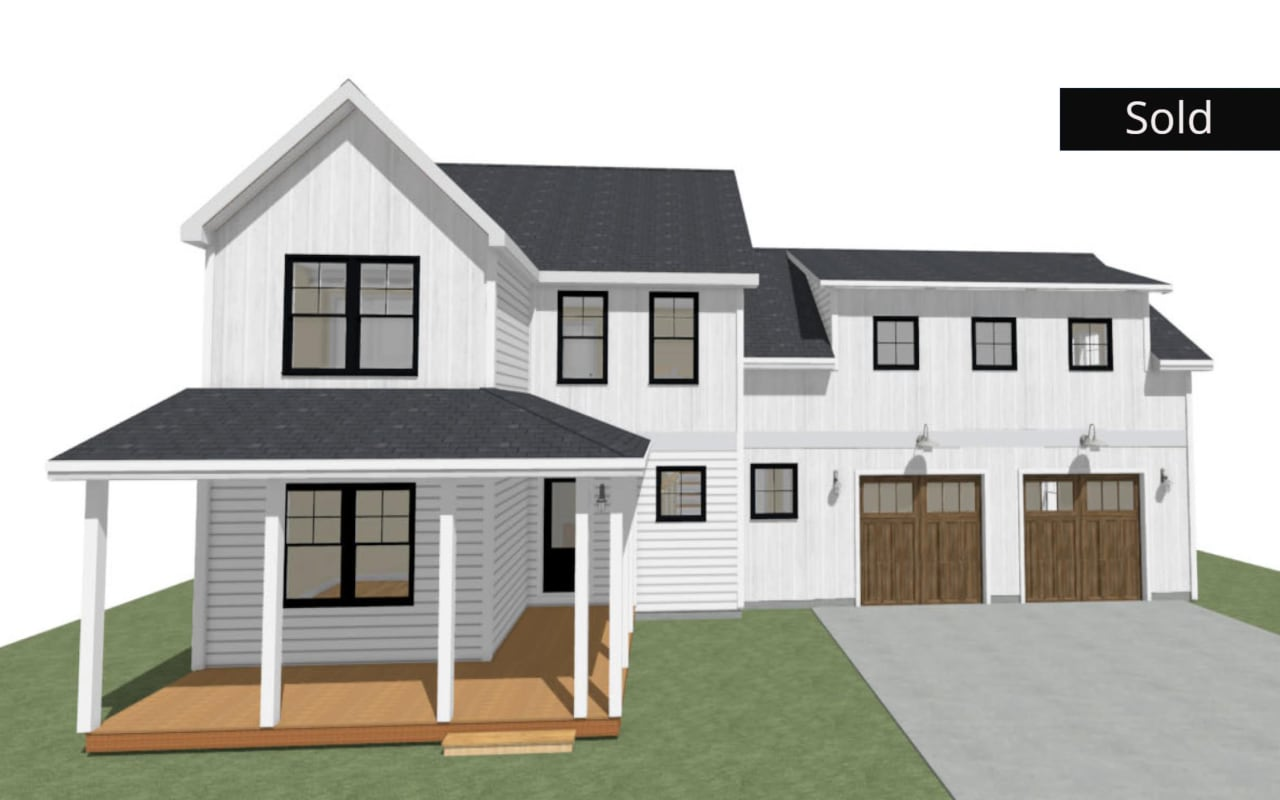 New Custom Home to Be Built in Windham