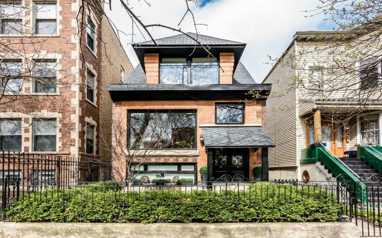 Wicker Park Home for Sale
