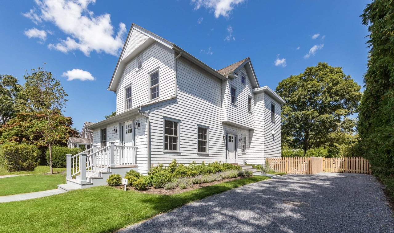 New Development in Sag Harbor Village Historic District