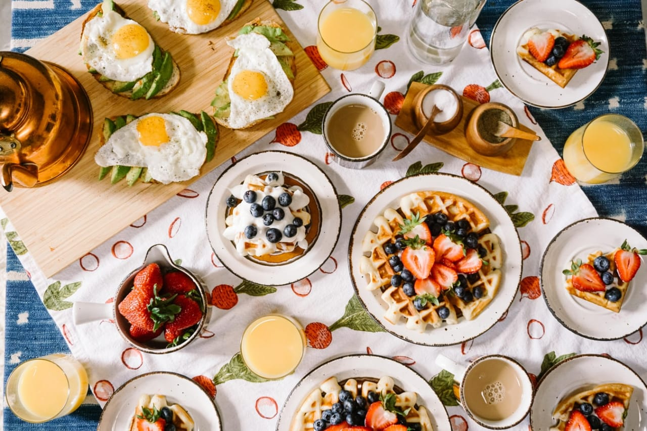 The 4 Best Brunch Spots in The Hamptons