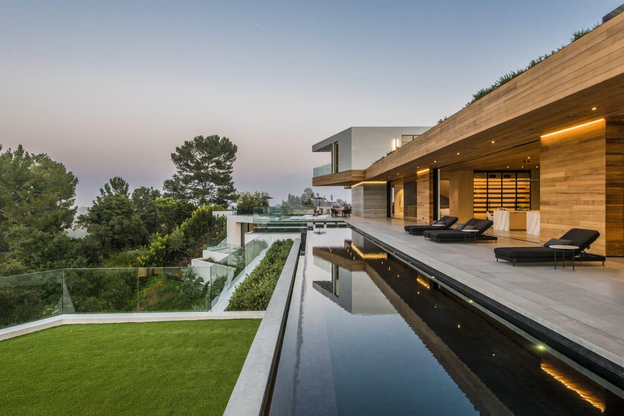 SOLD | 1966 Carla Ridge, Trousdale Estates | Beverly Hills Real Estate