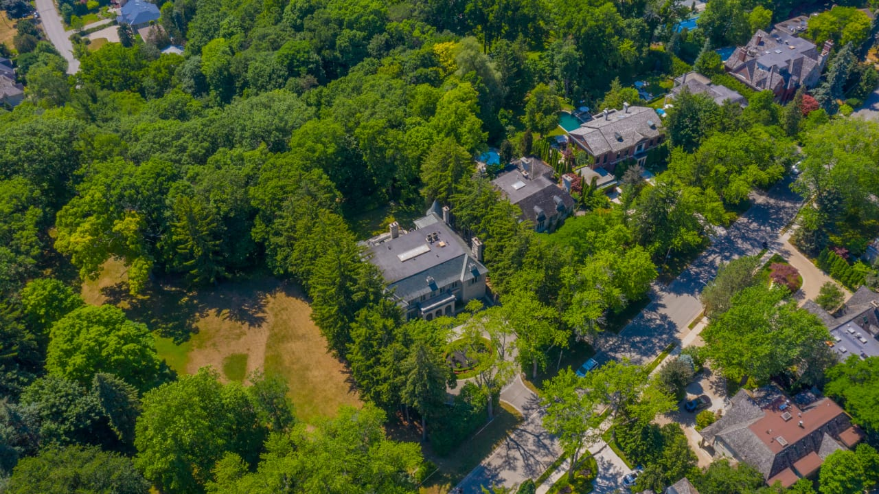 SOLD: French Chateau Inspired Stone Estate