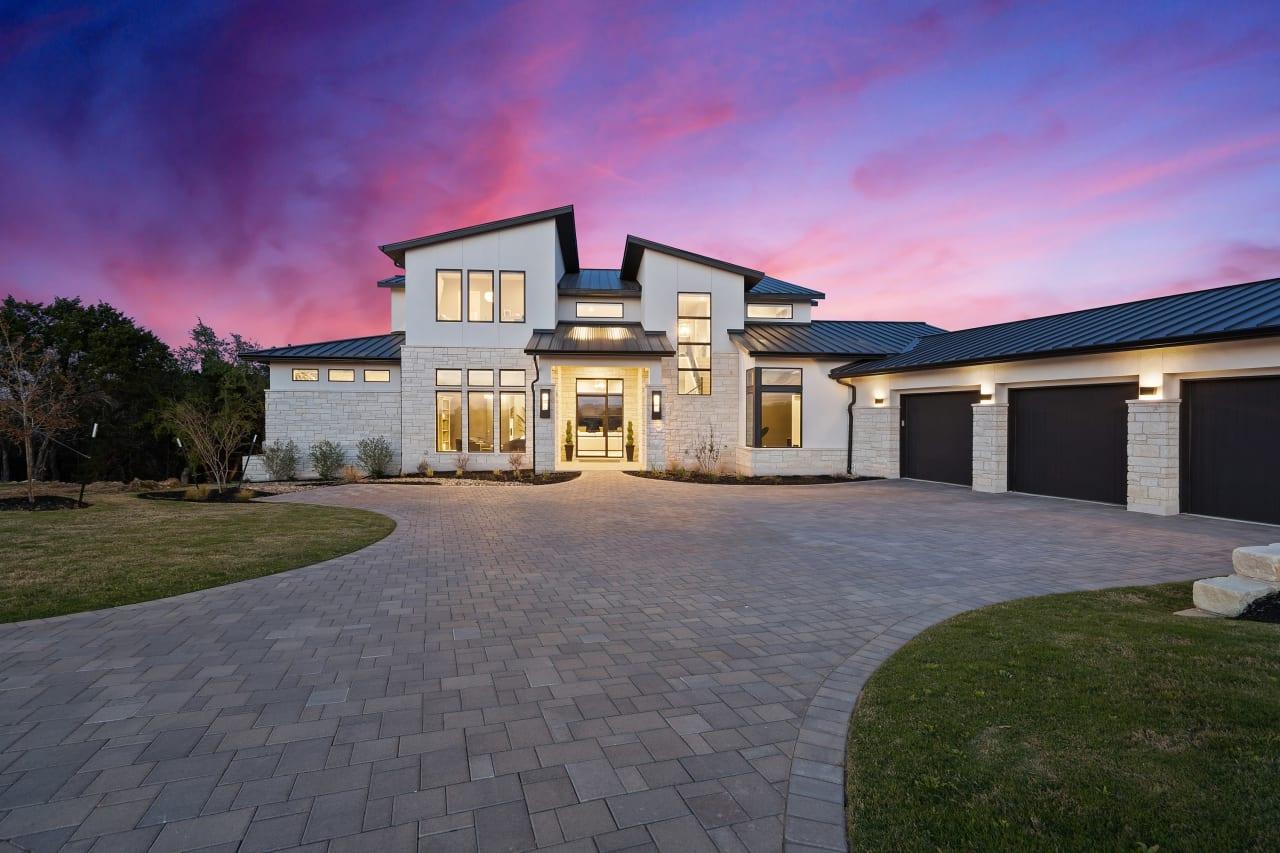Lakeway ~ Custom Home