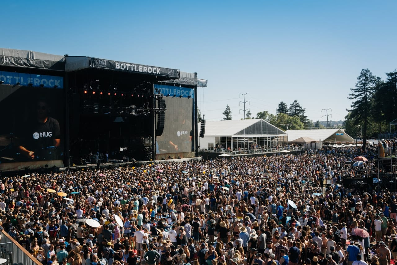 BottleRock Napa Valley 2019: Everything You Need to Know