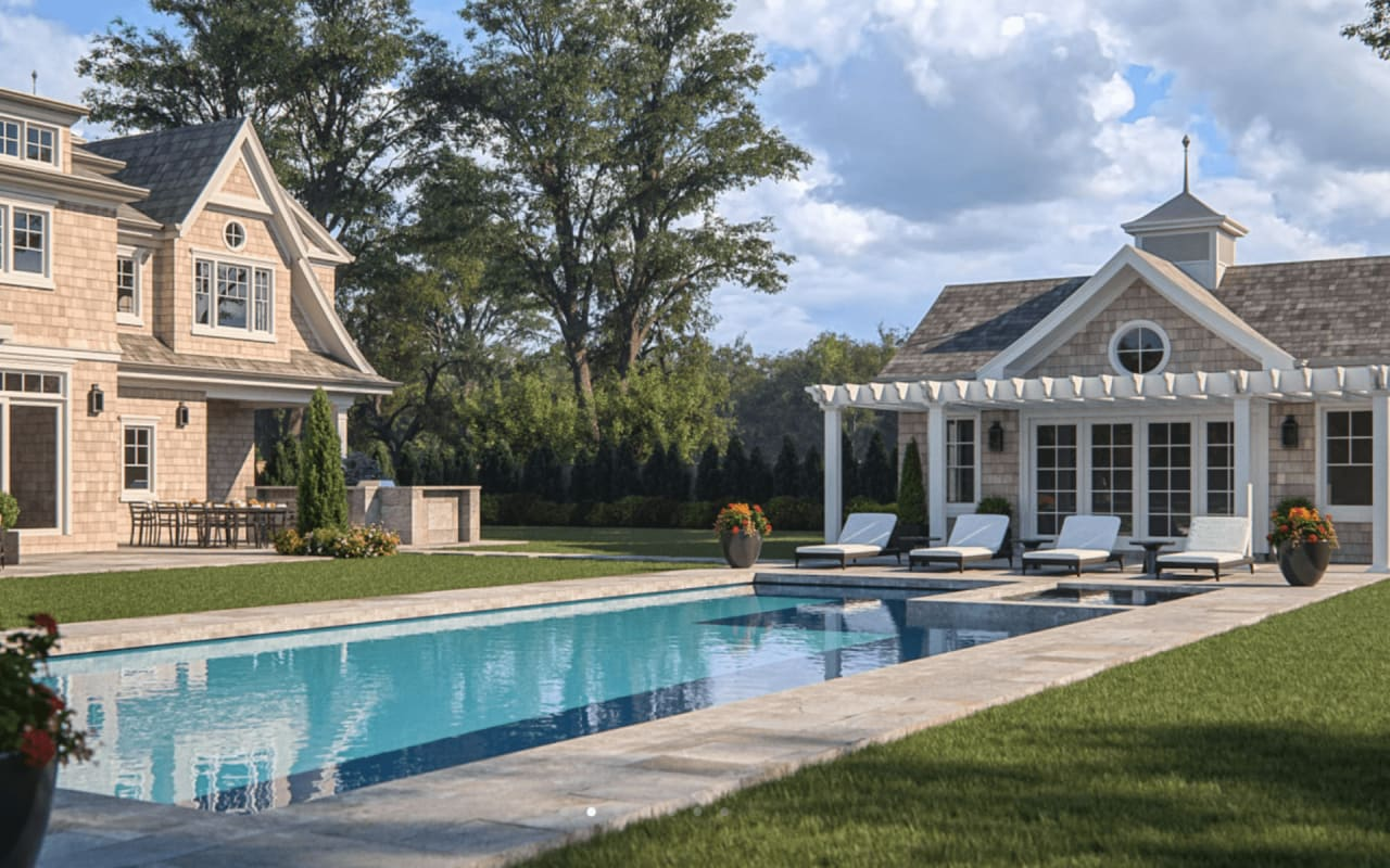 15 Ways to Boost Your Hamptons Home's Curb Appeal