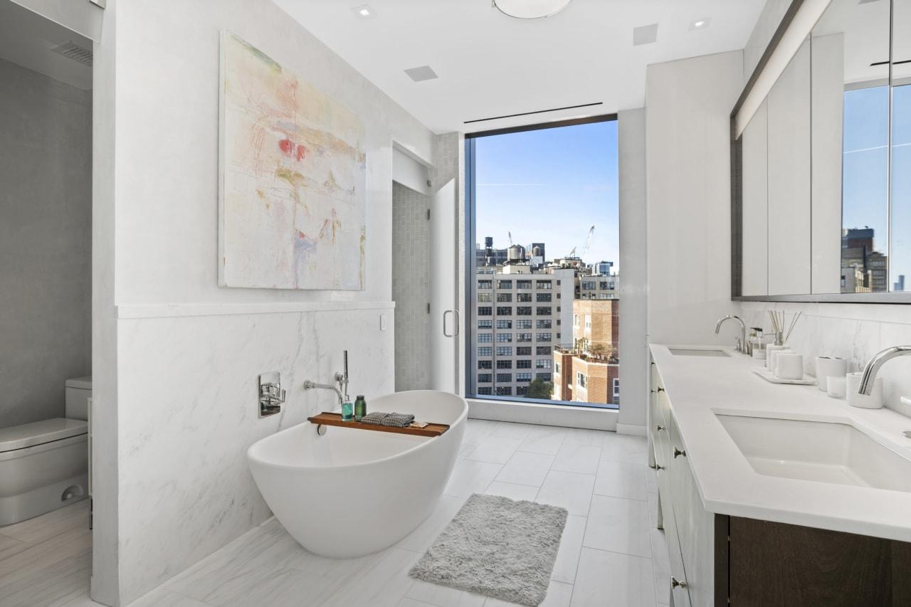 Luxurious Triplex Penthouse in Soho