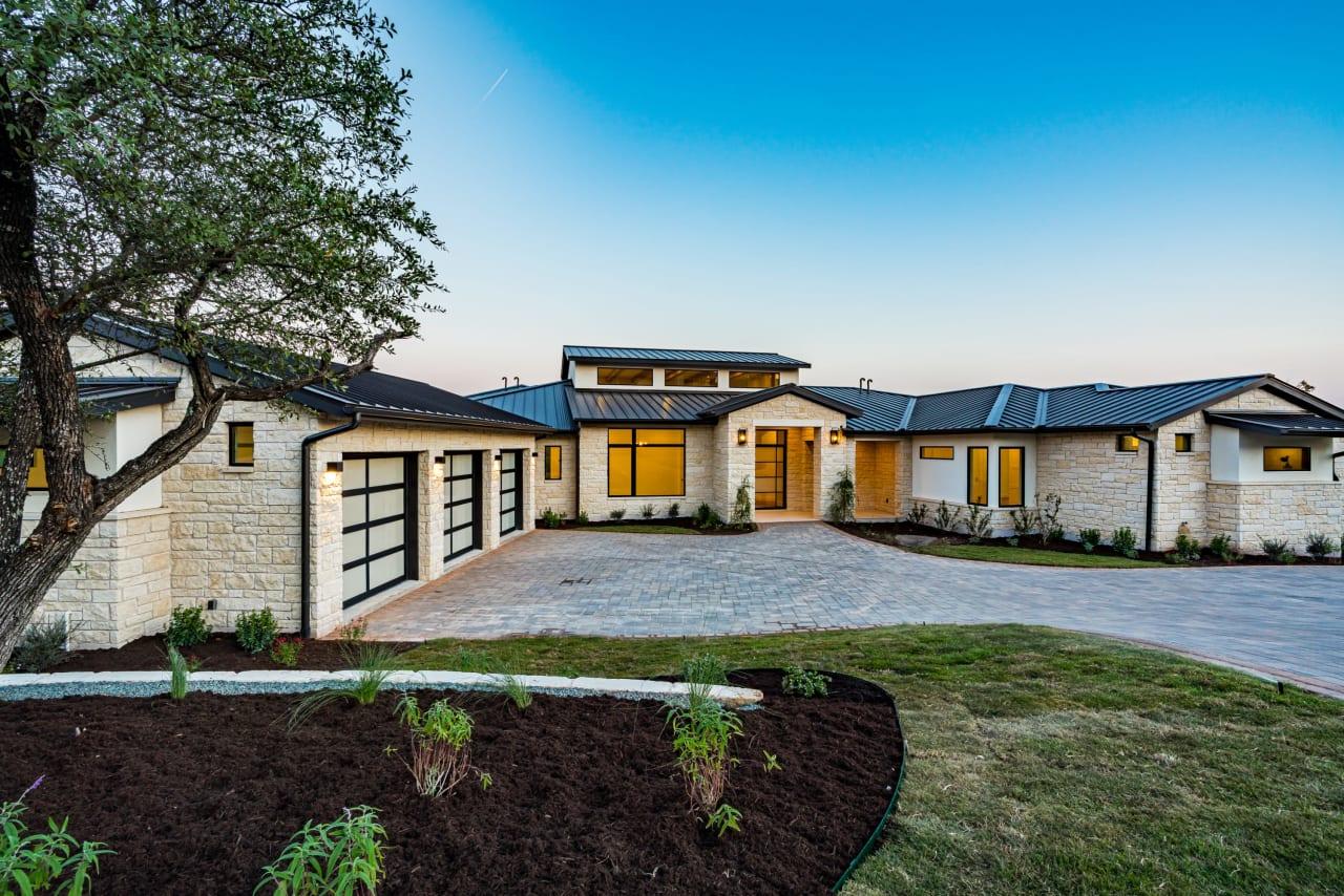 Spanish Oaks Luxury Home