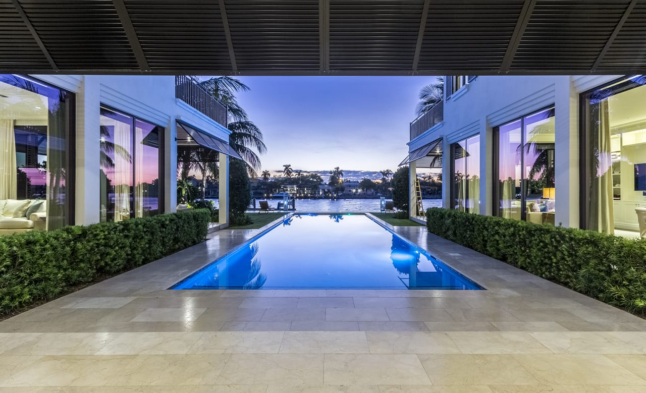 Stunning Contemporary Middle River Estate