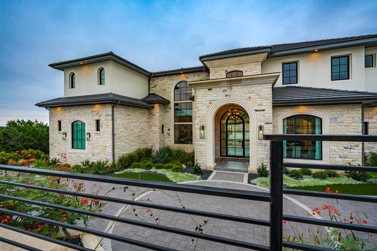 Spanish Oaks ~ Custom Home