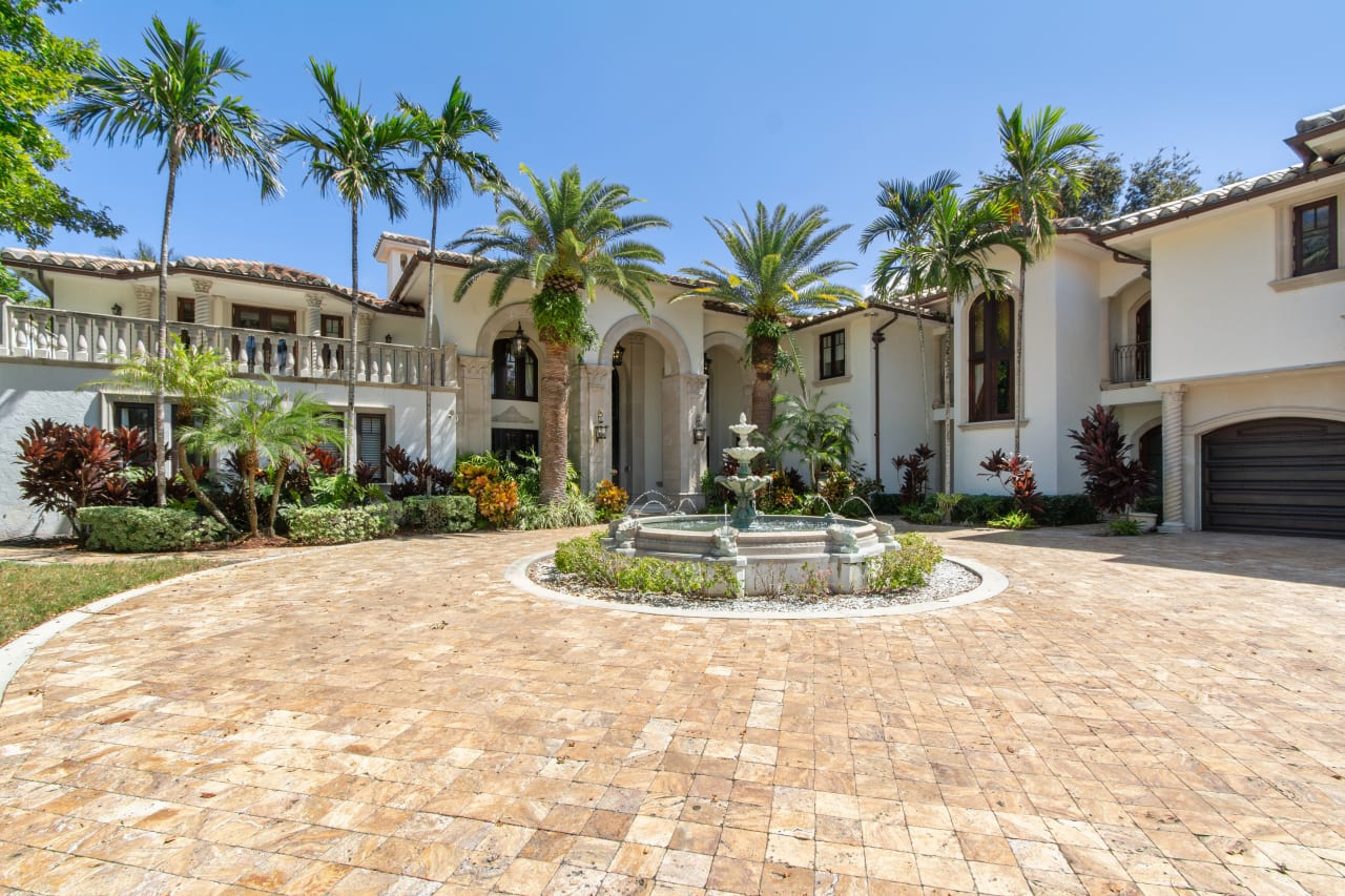 Magnificent Intracoastal Point Lot Estate