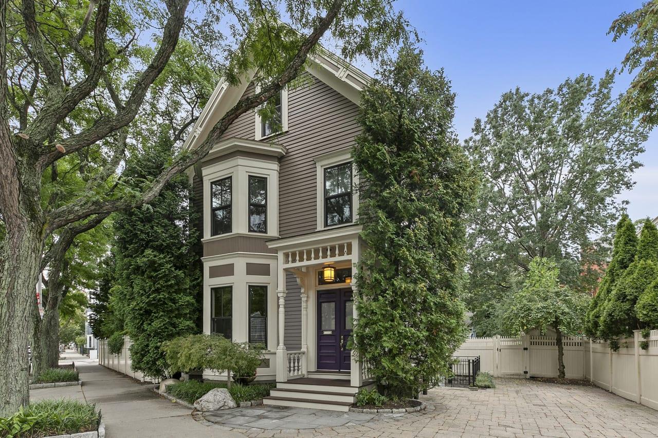106 Hampshire Street, Cambridge—Single Family!