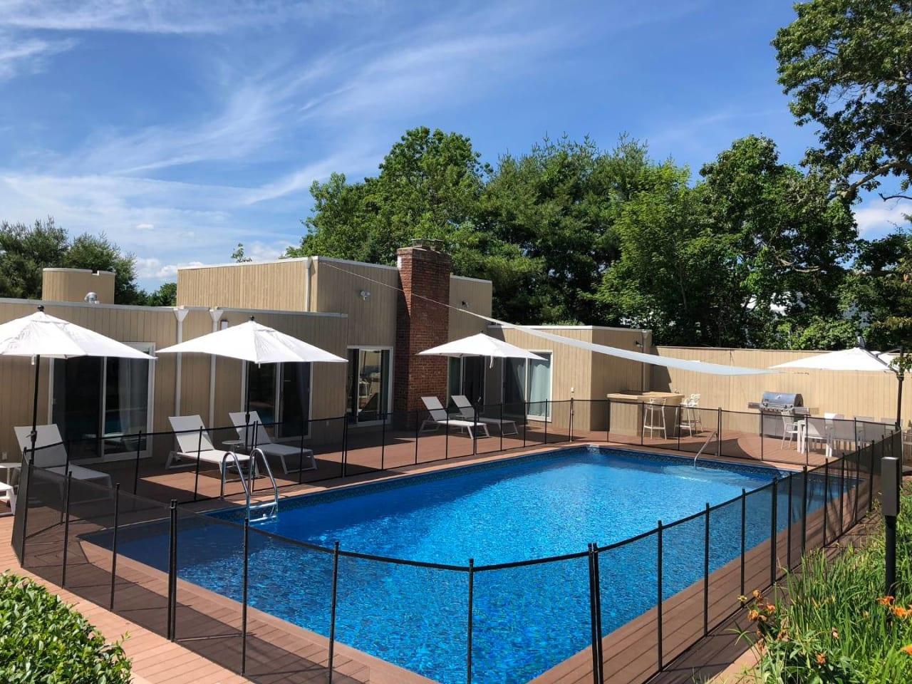 Remsenburg Summer Retreat 2020 | Pool & Tennis