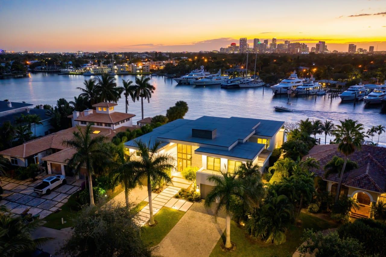 Sunrise Waterfront Estate