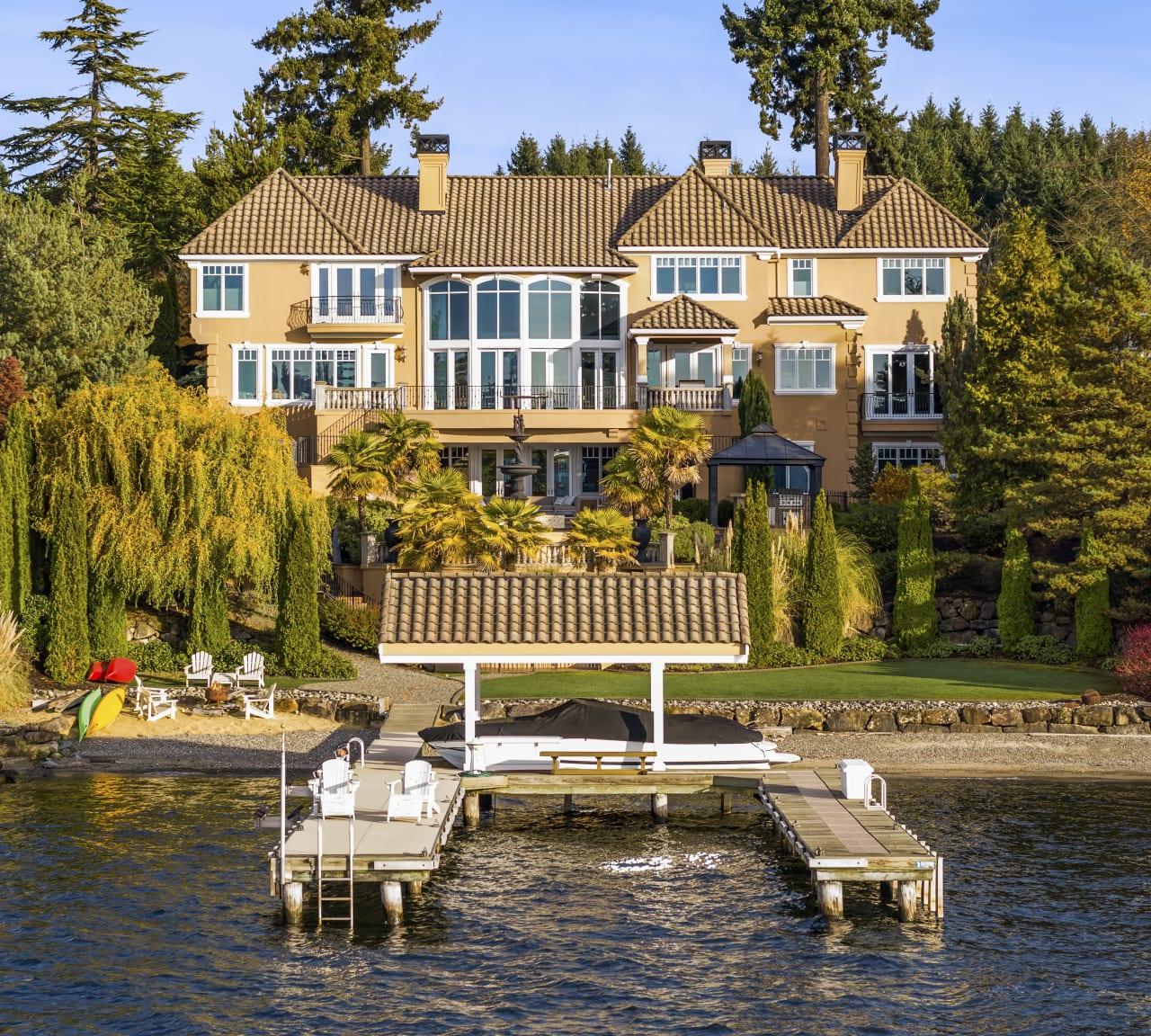 Faben Point Waterfront Estate