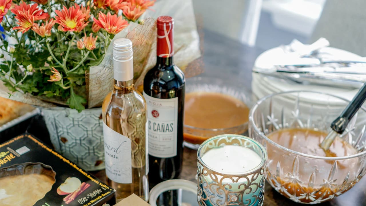 Best Wines to Serve at Thanksgiving Dinner