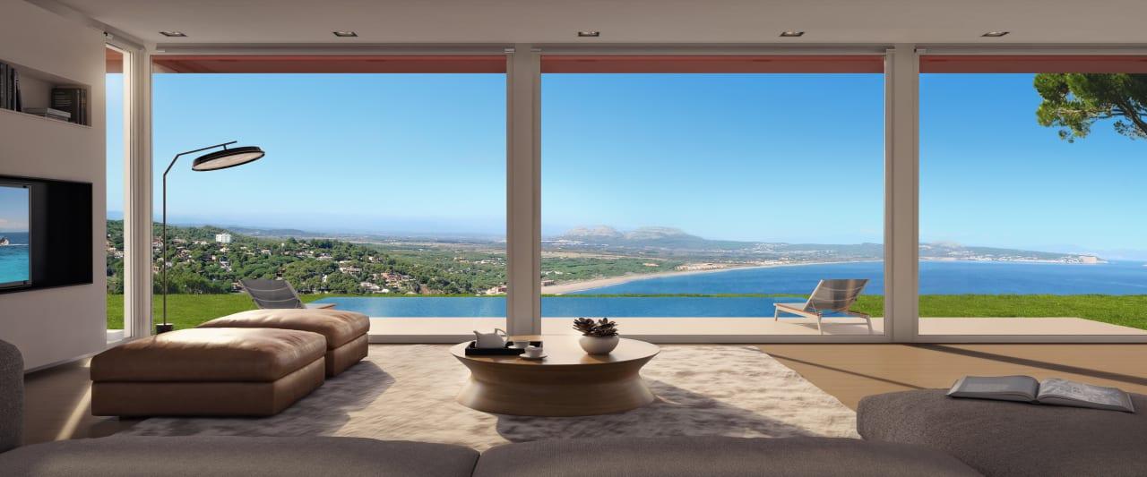 Exclusive Villa in Cap S'Antiga