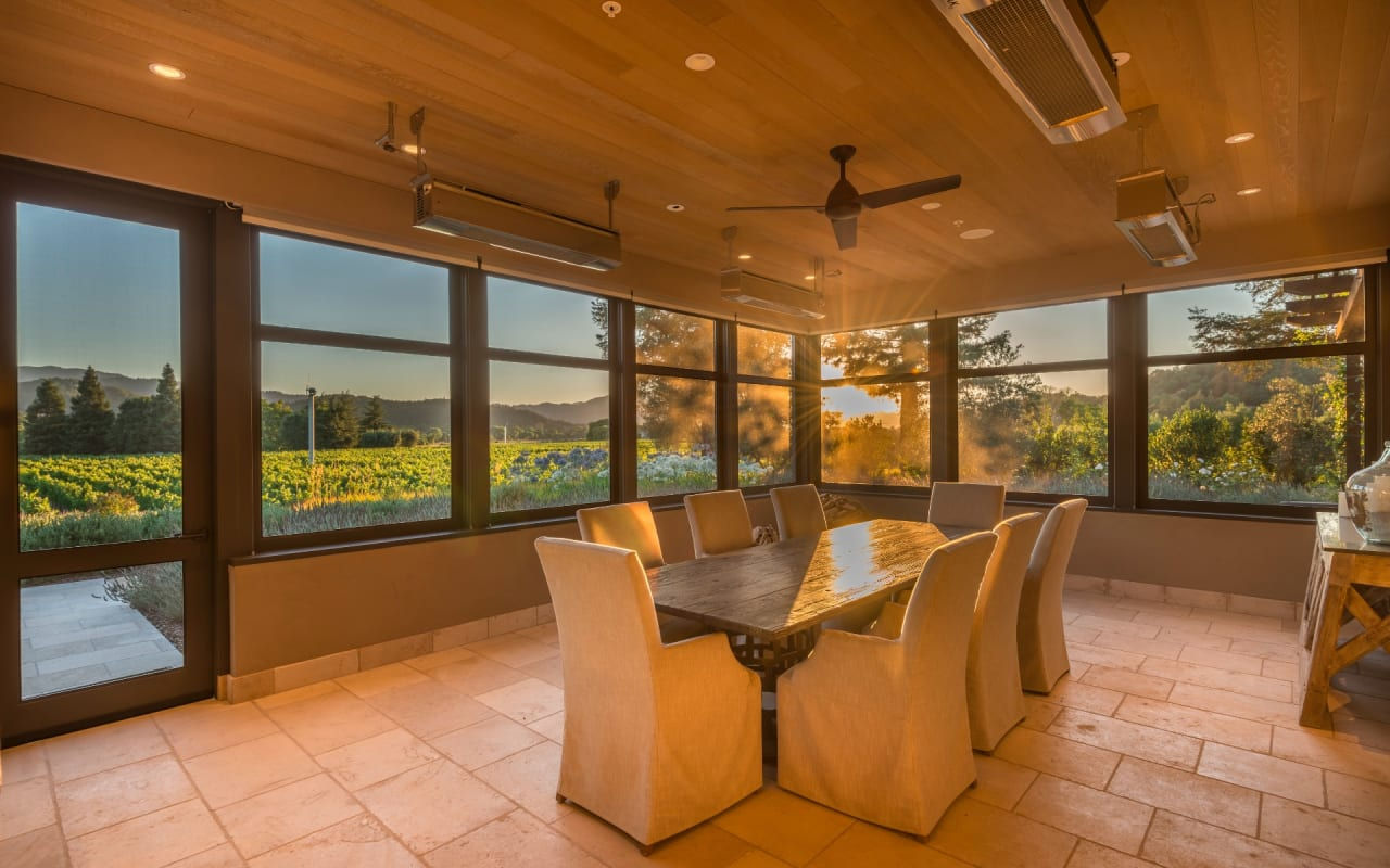 Sold | Luxurious and Tranquil Yountville Retreat