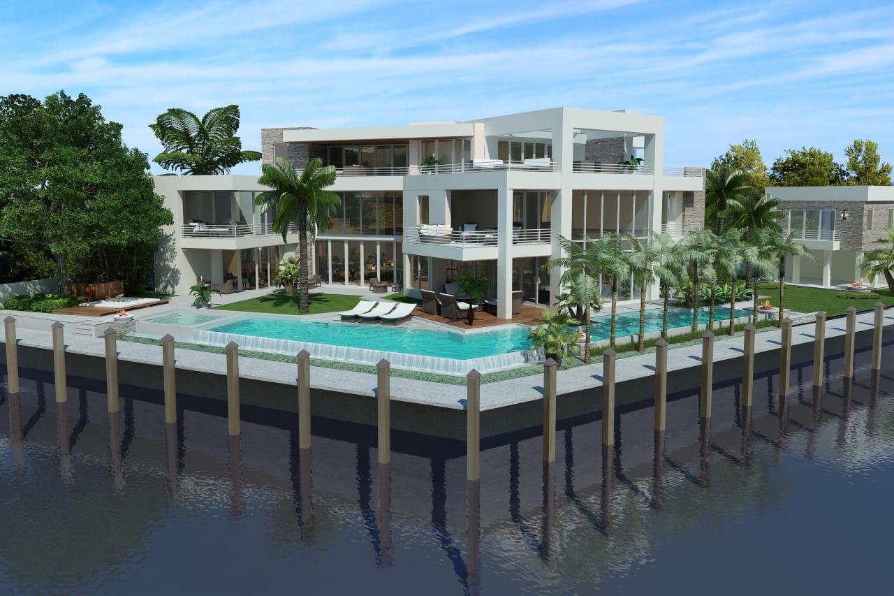New Prestigious Estate in Coveted Sagamore Cove
