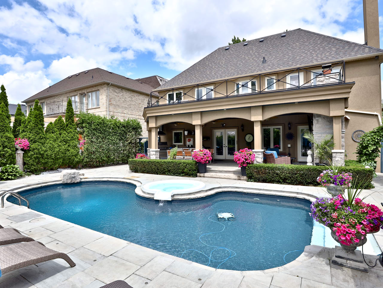 Sold: Unrivaled French Country Inspired Masterpiece