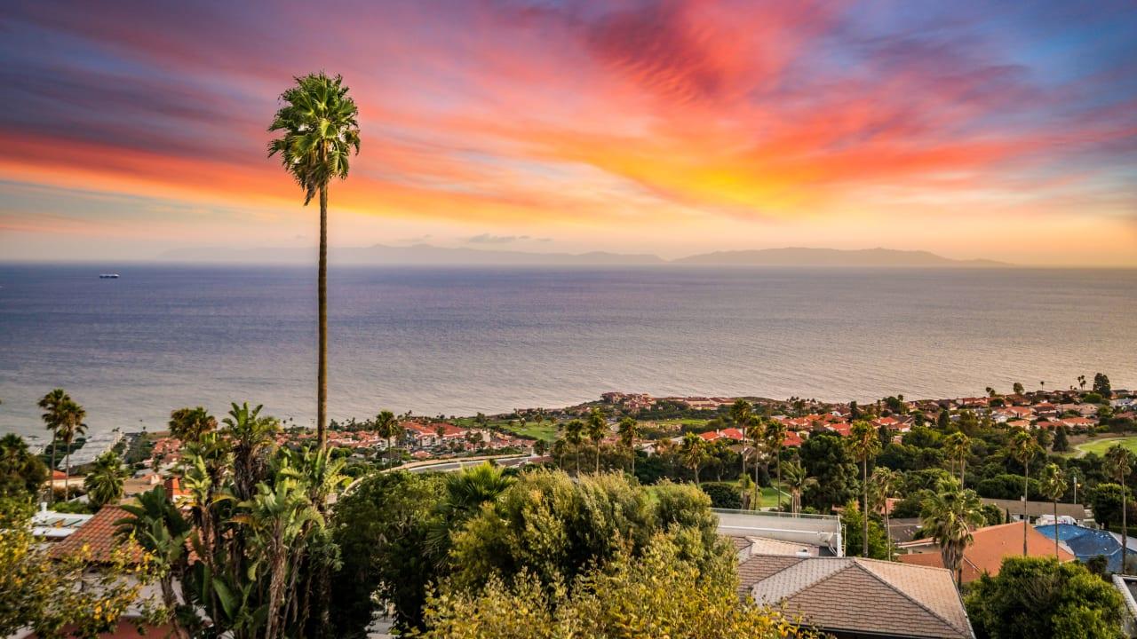 Panoramic Views in Rancho Palos Verdes