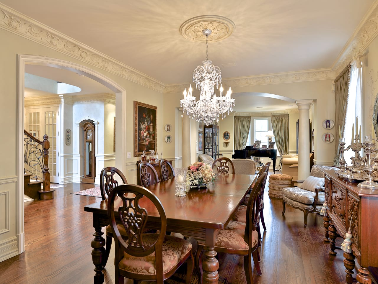 Magnificent French Chateau Inspired