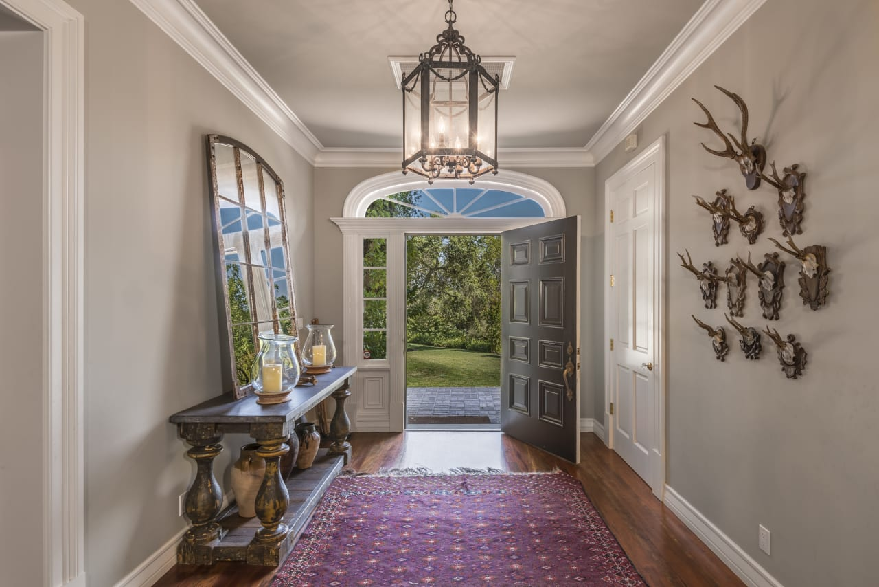 Sold | Wine Country Estate With Southern Charm