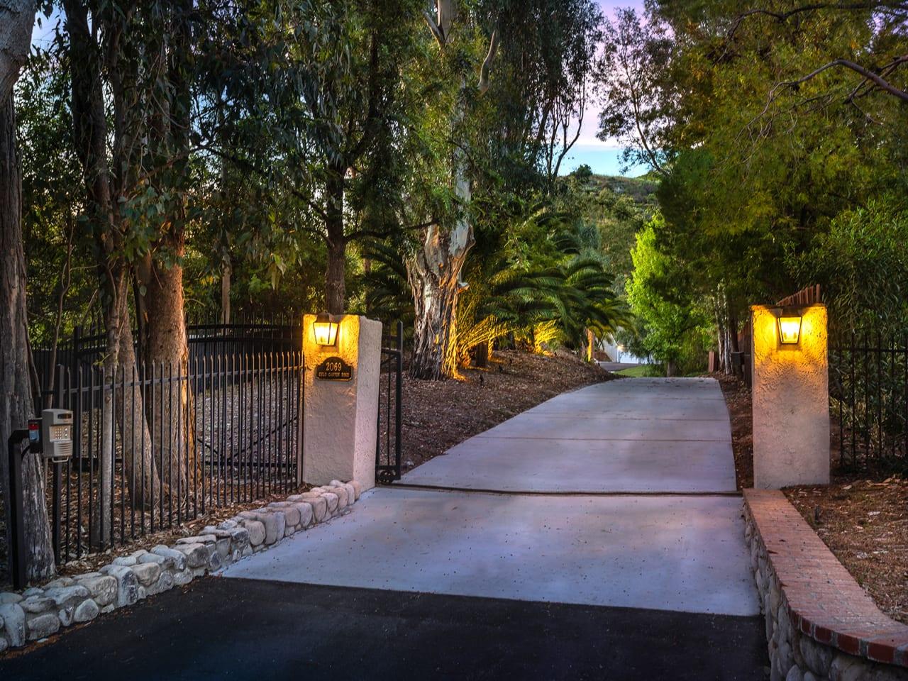 Gated Estate and Private Sanctuary