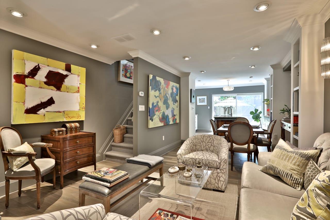 SOLD: Stunning New York Style Brownstone