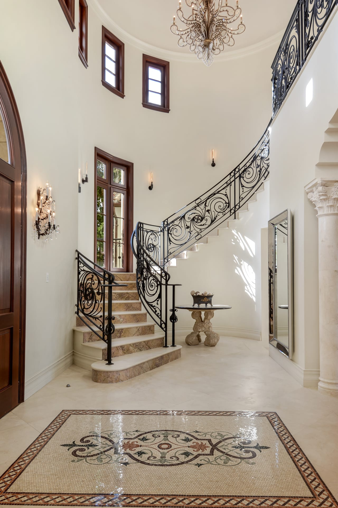 Spectacular Italian Inspired Estate