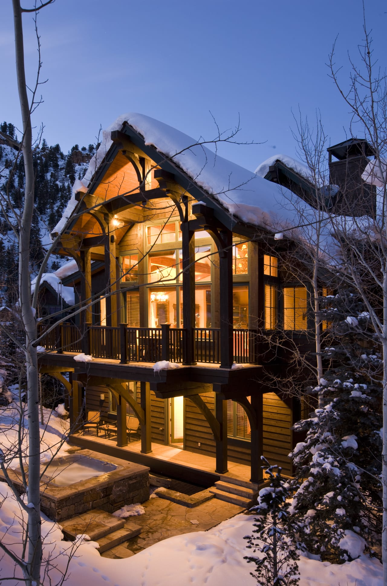 Ski-in Ski-out Townhome
