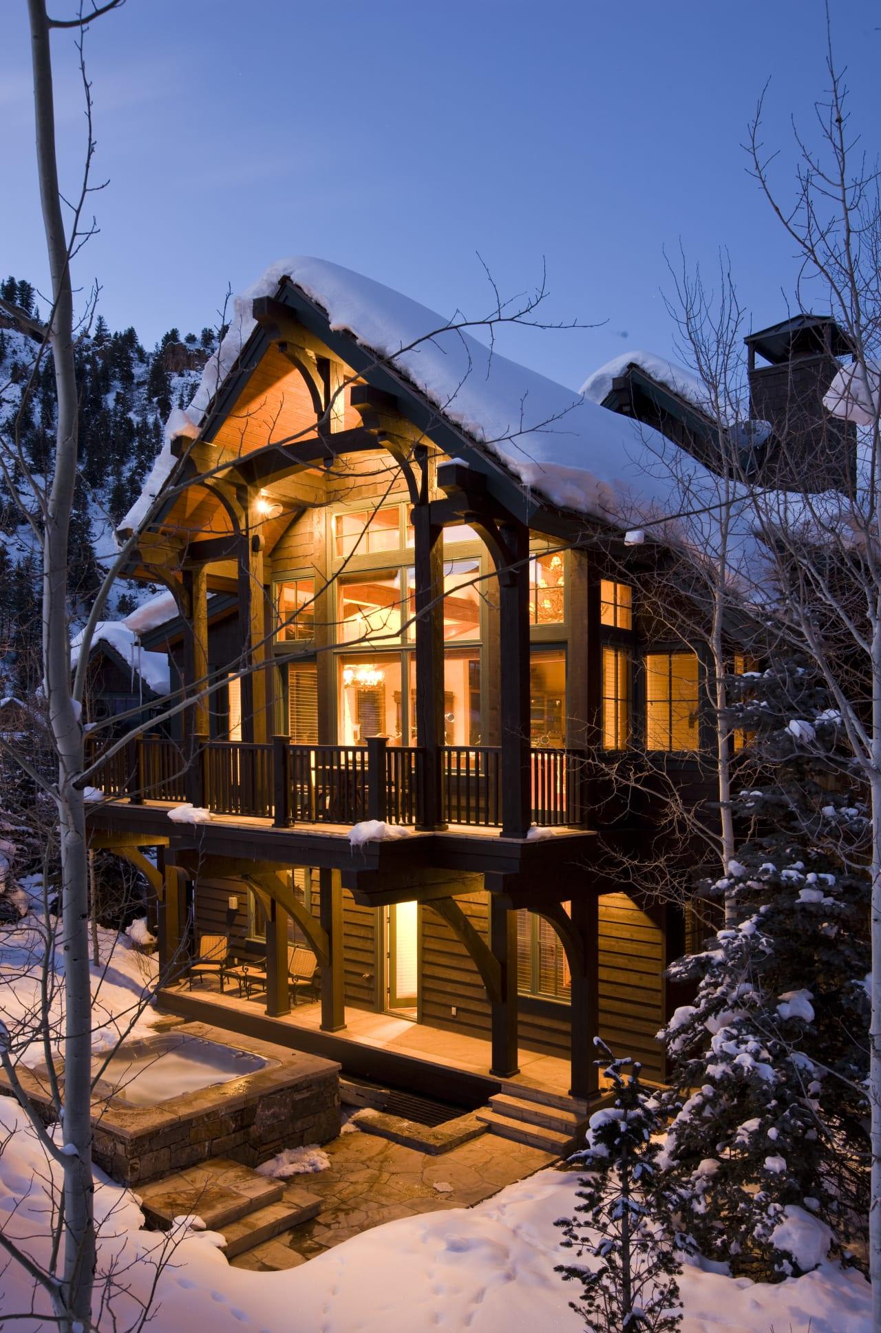 Ski-in Ski-out Townhome