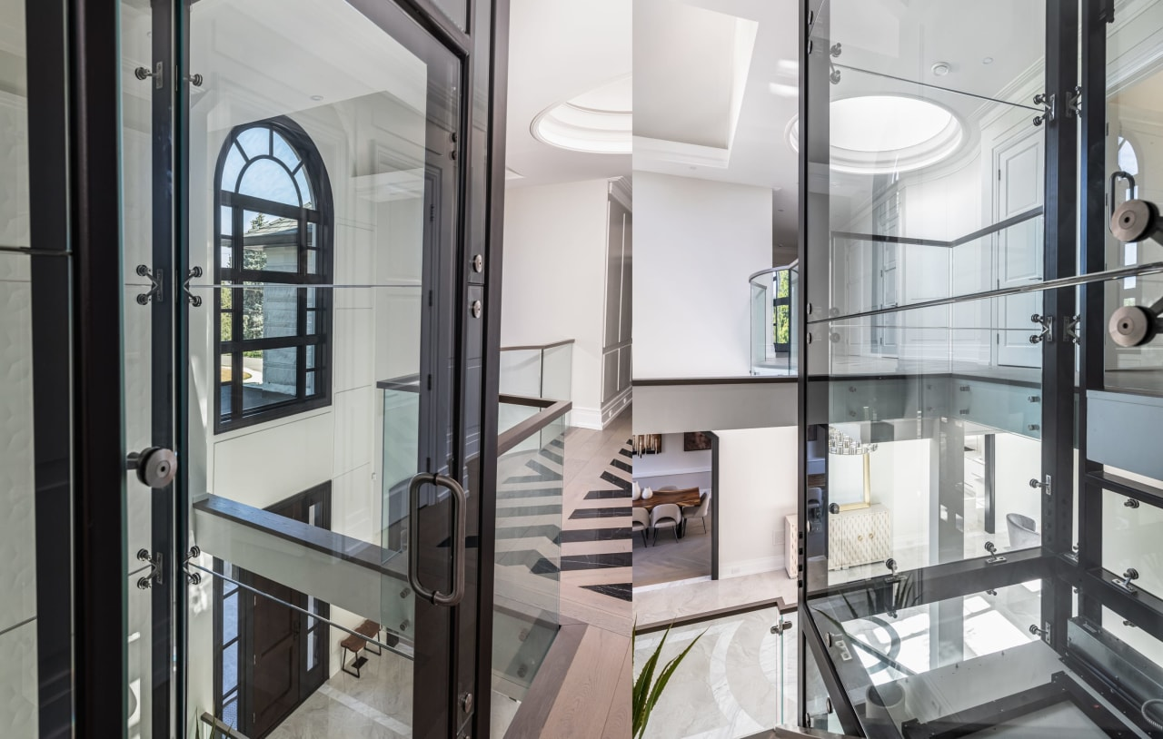 SOLD: New Architecturally Significant Bridle Path Estate