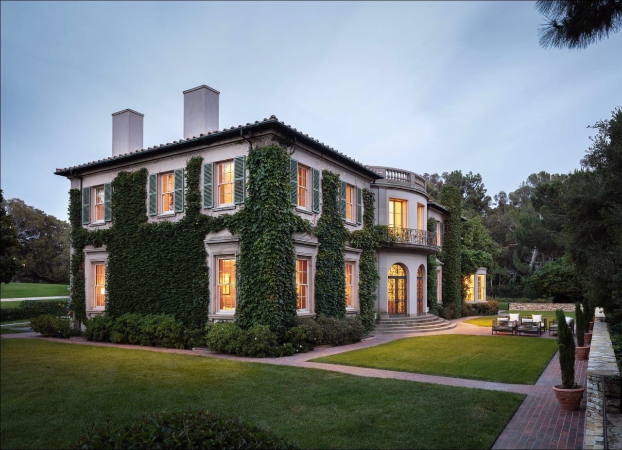 The Owlwood Estate, 141 S Carolwood Drive, Holmby Hills   Luxury Real Estate