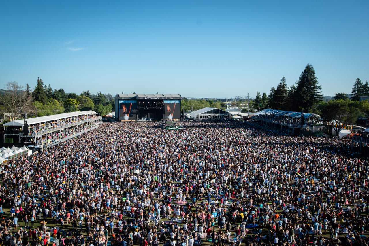 5 Best Music Events in Napa Valley