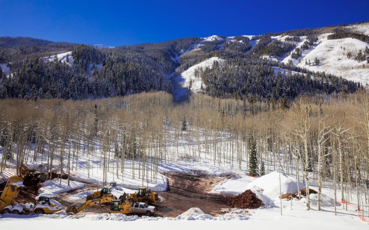 Aspen's ultimate estate building site