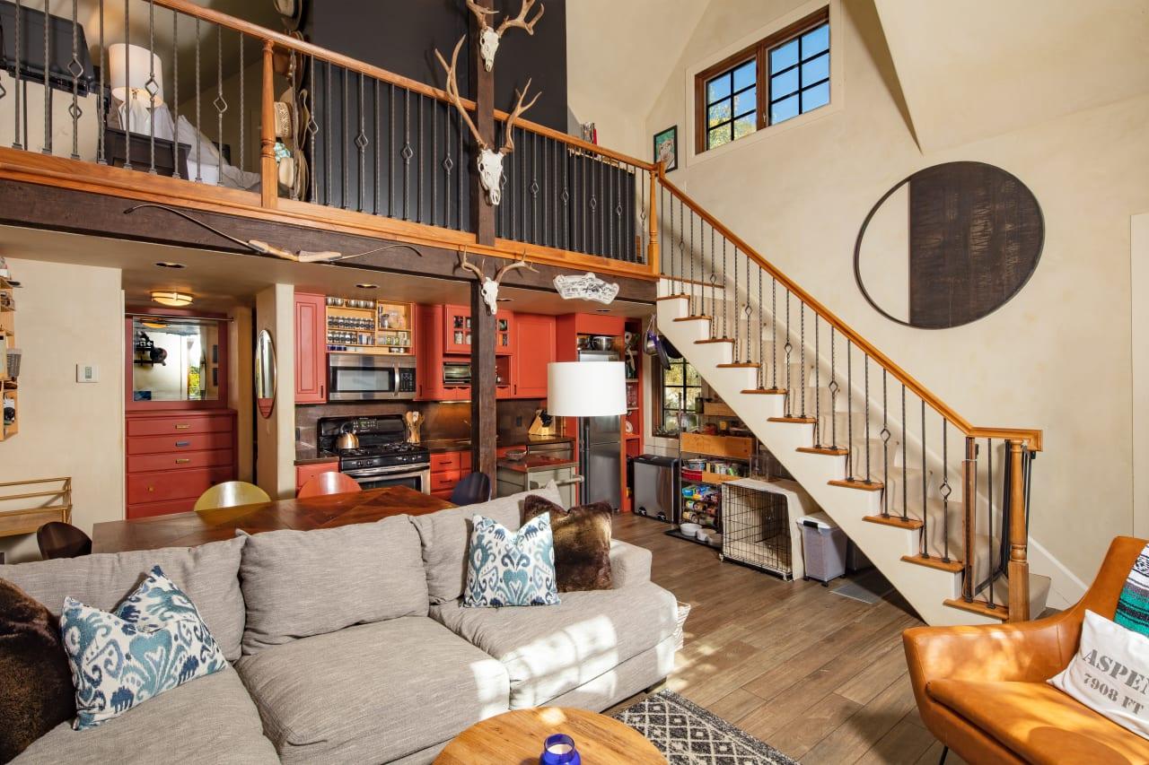 Spectacular Spruce Street Residence