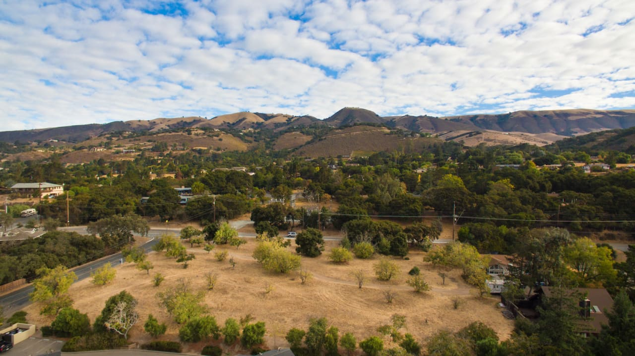 Esquiline and Carmel Valley Rd Lot