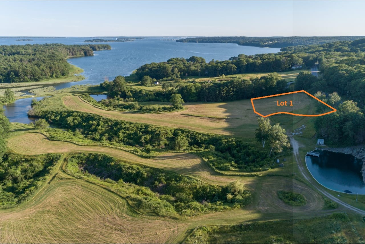 Stunning 2 Acre Lot in Yarmouth!