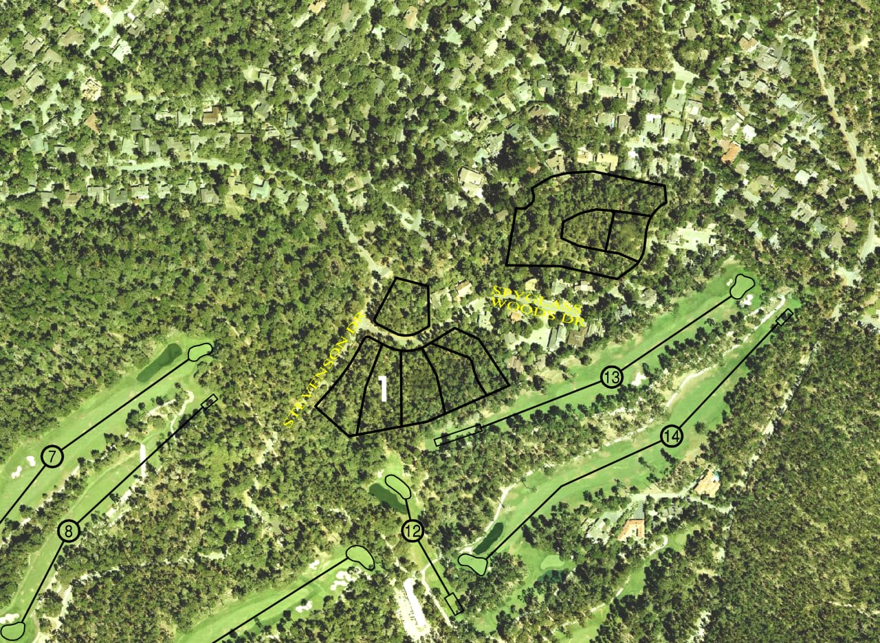 Spyglass Woods Lot 1