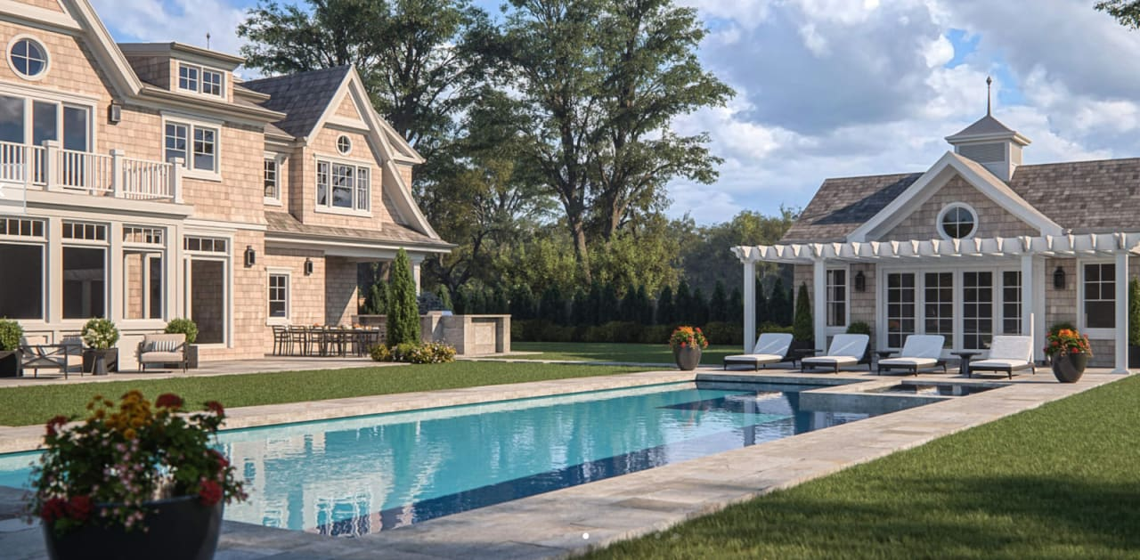 7 New Ways to Bring Home Tech to Your Hamptons Pool