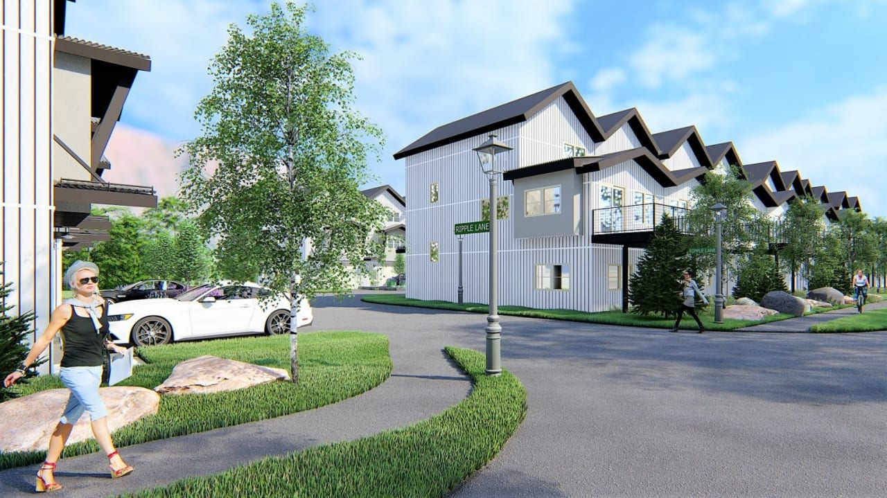 Solstice Townhomes, #5