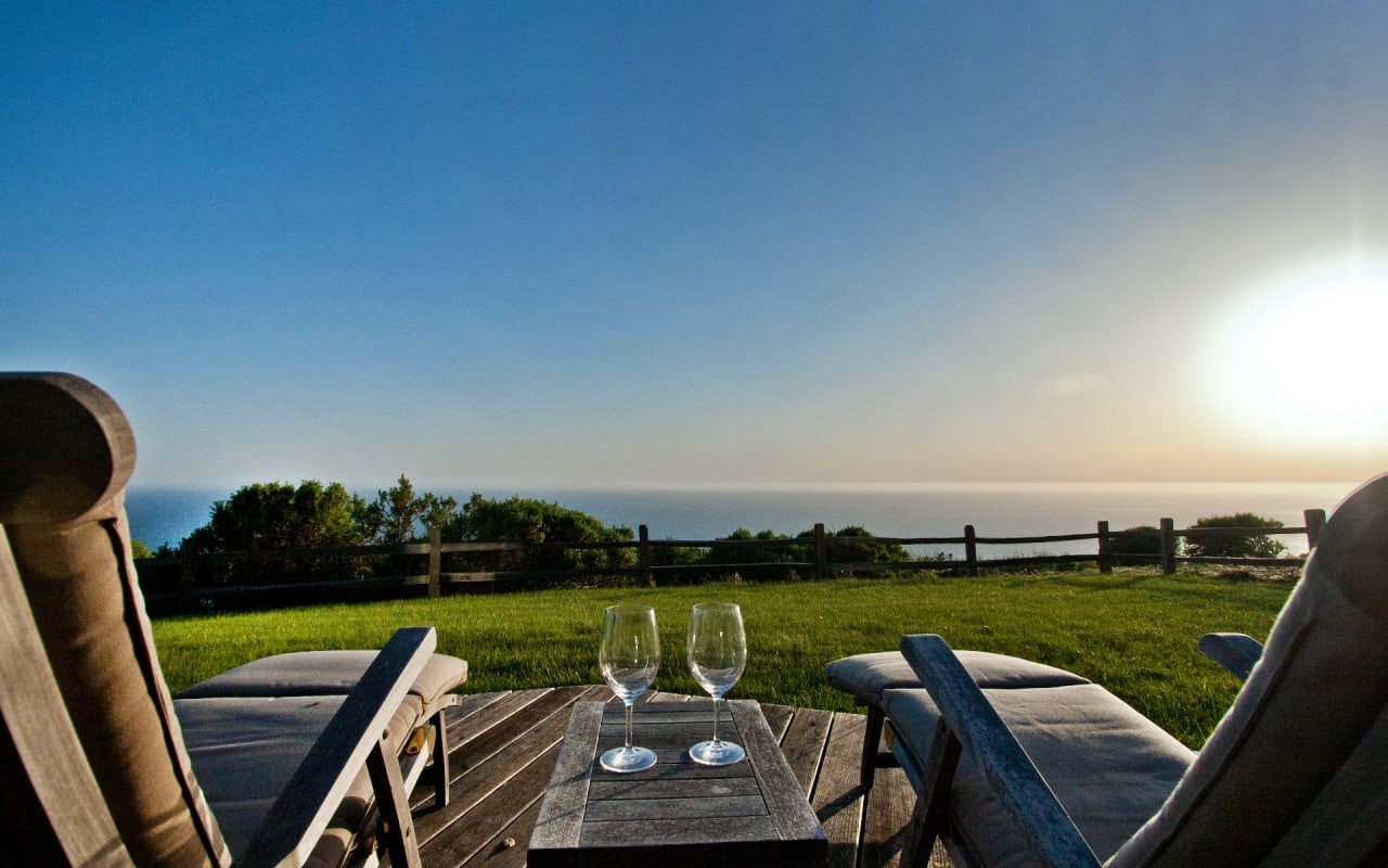Coast Ranch - Big Sur Luxury Rental