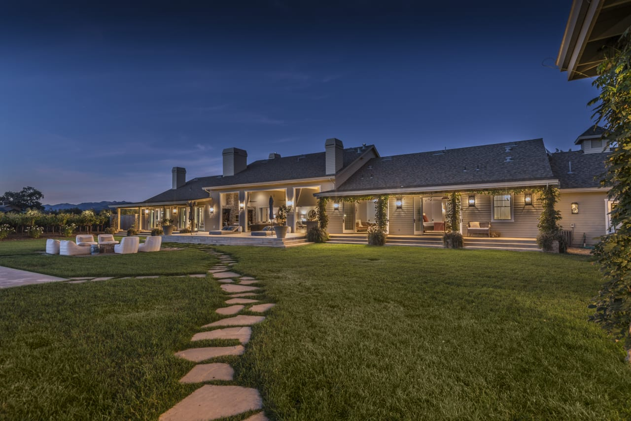 Sold | Gorgeous St. Helena Estate