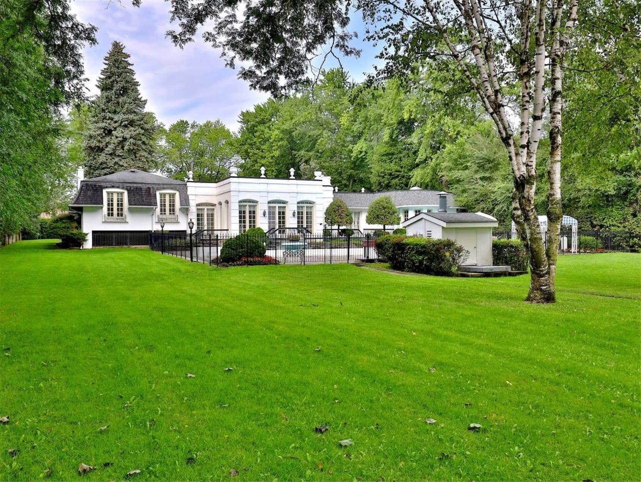 SOLD: Prestigious Bridle Path Estate