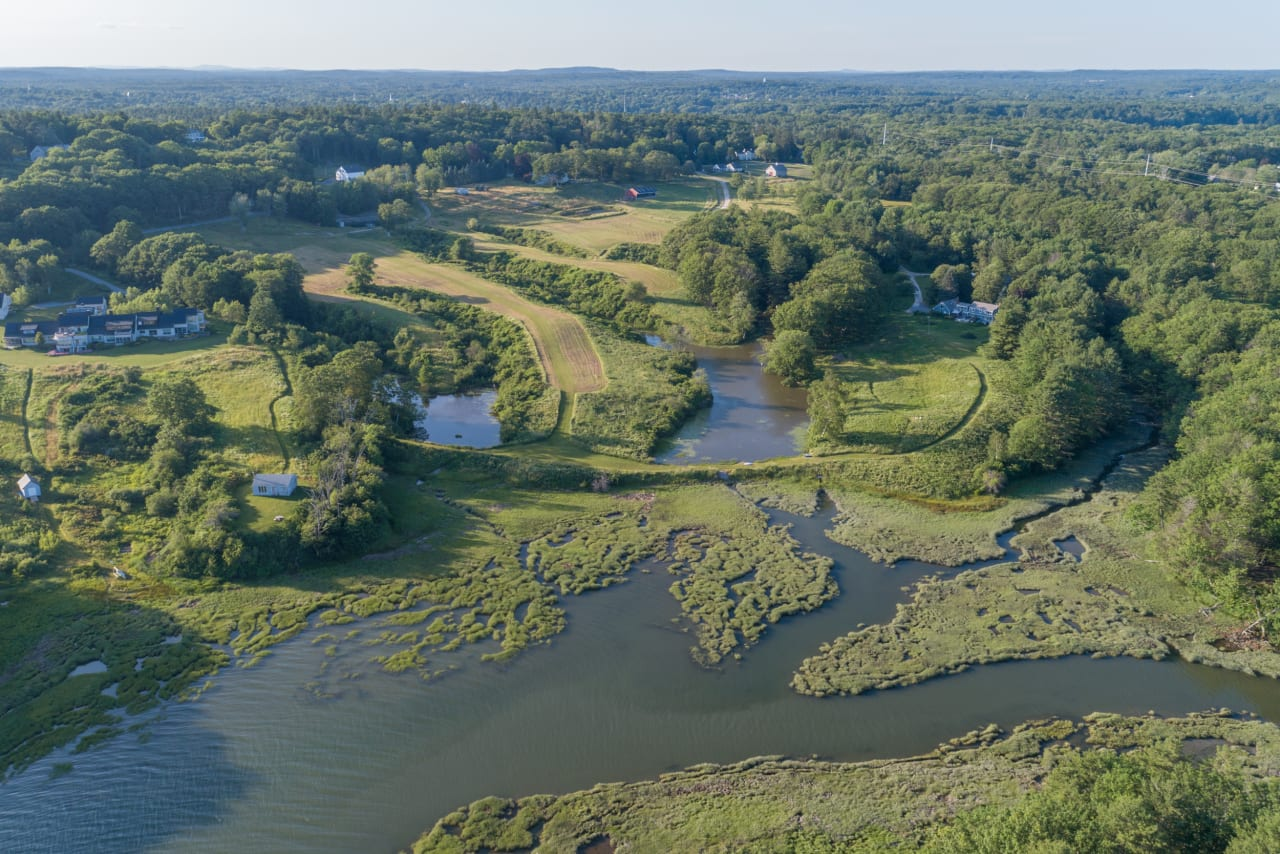 Premier Oceanfront Lot in Yarmouth!