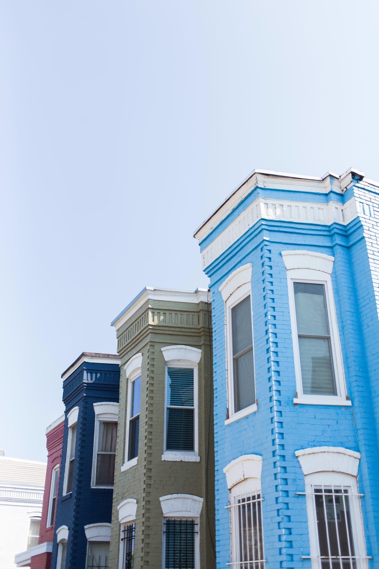 Five Exterior Paint Colors to Boost Your Resale Value
