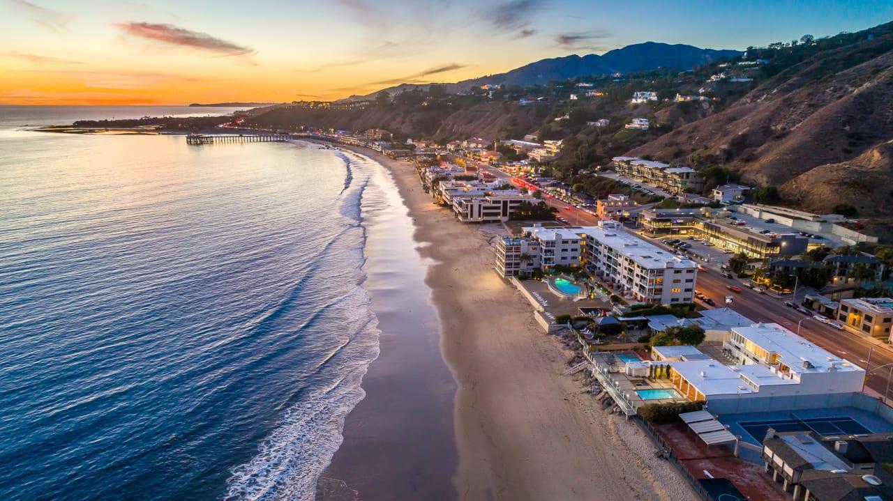 Malibu 27 Miles of Scenic Beauty