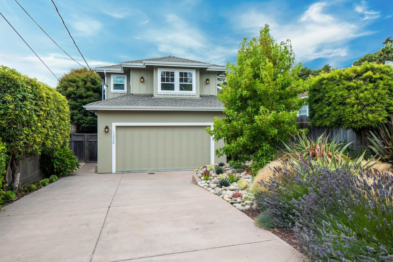 Pacific Grove Paradise - 1226 Shafter Avenue, Pacific Grove - House For Sale
